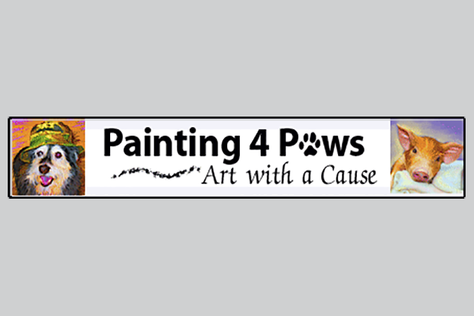 Painting for Paws